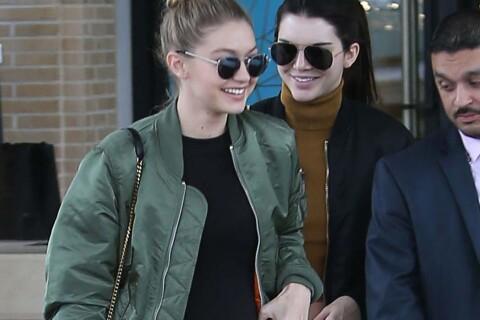 Kendall Jenner, Jessica Alba, Elle Fanning... Shoppeuses pressées avant Noël