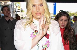 Kesha de retour sur scène, n'en déplaise à sa maison de disques et Dr. Luke !