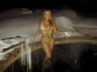 Mariah Carey : Sa ligne retrouvée, elle parade en bikini au milieu des montagnes