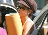 REPORTAGE PHOTOS : Halle Berry, à fond la forme !