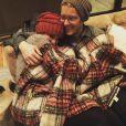 Miranda Lambert a retrouvé le sourire dans les bras du jeune Anderson East. Photo postée sur Instagram, le 2 janvier 2015.