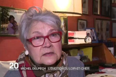 """Mort de Michel Delpech : Sa """"Laurette"""" profondément attristée par sa disparition"""