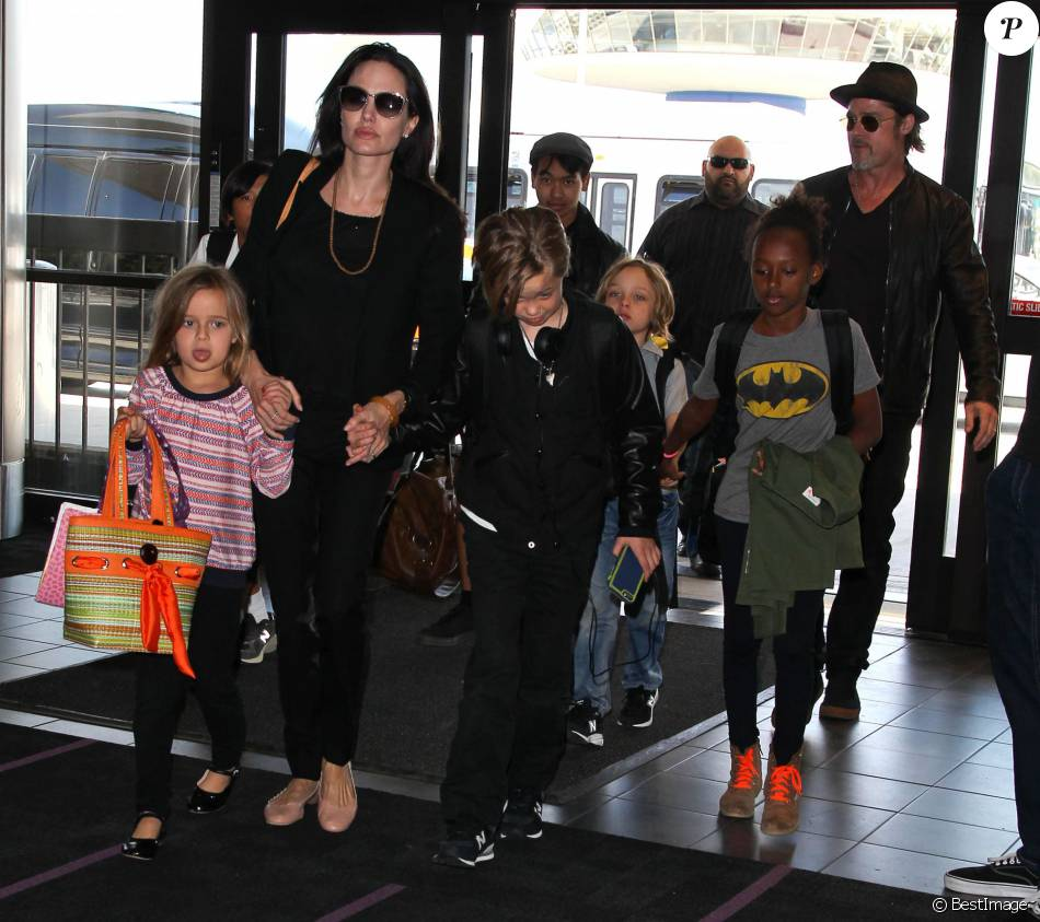 La Famille Jolie-Pitt