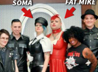 Fat Mike (NOFX) marié : Le chanteur punk dit oui à sa belle, vêtu d'une robe !