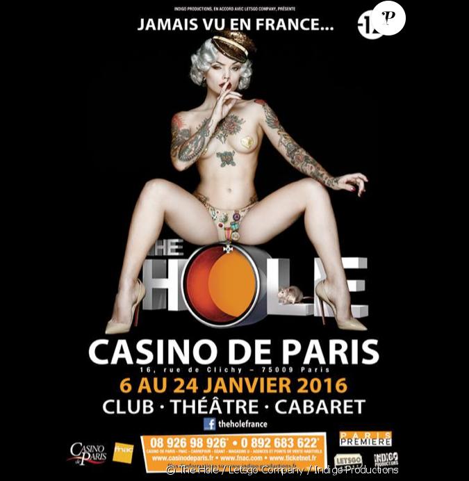 Gospel au casino de paris