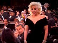Lady Gaga : Son triomphe éclipsé par Leo DiCaprio, hilarant bien malgré lui