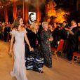 La reine Rania de Jordanie, Nicoletta Mantovani, veuve de Pavarotti et la princesse Muna Al Hussein
