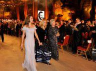 REPORTAGE PHOTOS : Rania de Jordanie superbe au concert de stars et people royaux réunis pour Luciano Pavarotti !