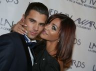 Julia Paredes et son boyfriend Mehdi Alvès : Fous d'amour aux Lauriers TV Awards