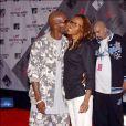 DMX et son épouse Tashera Simmons