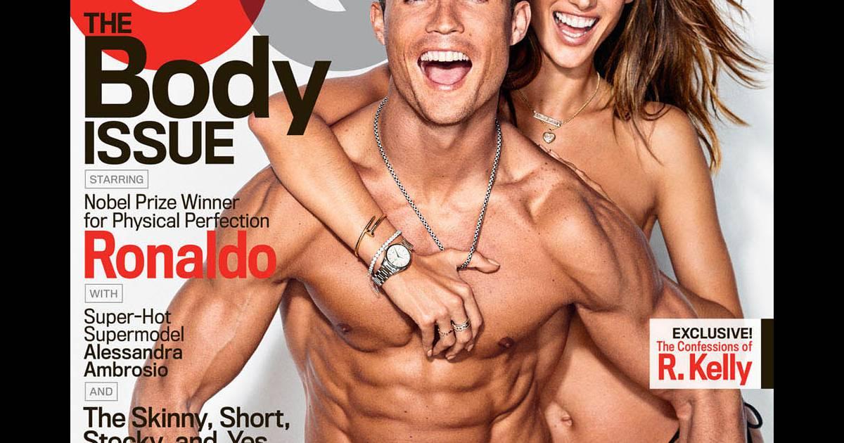 cristiano ronaldo coll  serr alessandra ambrosio topless