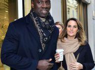"""Omar Sy, """"ému"""", rend hommage au véritable """"Chocolat"""" devant sa femme Hélène"""