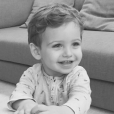 Martin, le fils d'Iker Casillas et Sara Carbonero - janvier 2016
