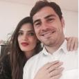 Sara Carbonero et Iker Casillas ont passé les fêtes de fin d'année à Porto - décembre 2015