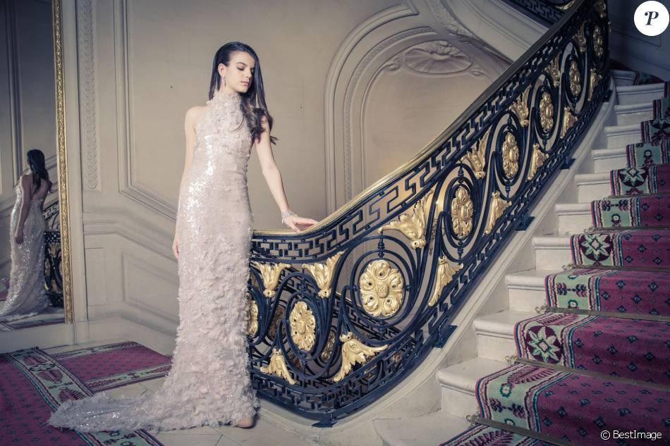 dd9319db3d6 Exclusif - Prix Spécial - Sonia Ben Ammar (France)(robe Chanel Haute ...