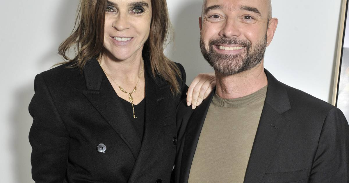 carine roitfeld et bertrand guyon directeur artistique d fil de mode haute couture. Black Bedroom Furniture Sets. Home Design Ideas