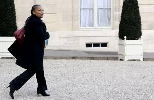 La ministre de la Justice Christiane Taubira démissionne, son remplaçant annoncé
