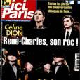 Magazine Ici Paris en kiosques le 27 janvier 2016.