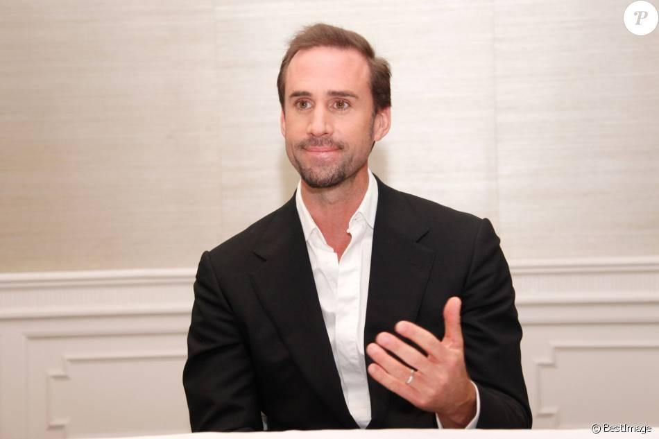 """Joseph Fiennes en conférence de presse pour le film """"Risen"""" au London Hotel à West Hollywood. Le 22 janvier 2016"""
