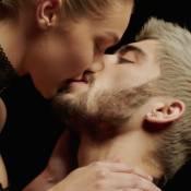 "Zayn Malik se frotte à sa belle Gigi Hadid dans ""PillowTalk"", son 1er clip solo"