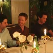 Mika, amoureux : Le coach de The Voice complice avec son petit ami Andy...