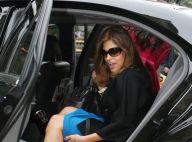 REPORTAGE PHOTOS : Eva Mendes vous attend au rayon... lingerie ! photos exclusives