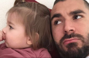 Karim Benzema, papa câlin avec Mélia : Son tendre message pour ses 2 ans