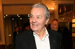 Alain Delon annule sa venue à l'Opéra de Vienne, son fils Anthony le représente