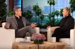 George Clooney, sa demande en mariage à Amal :