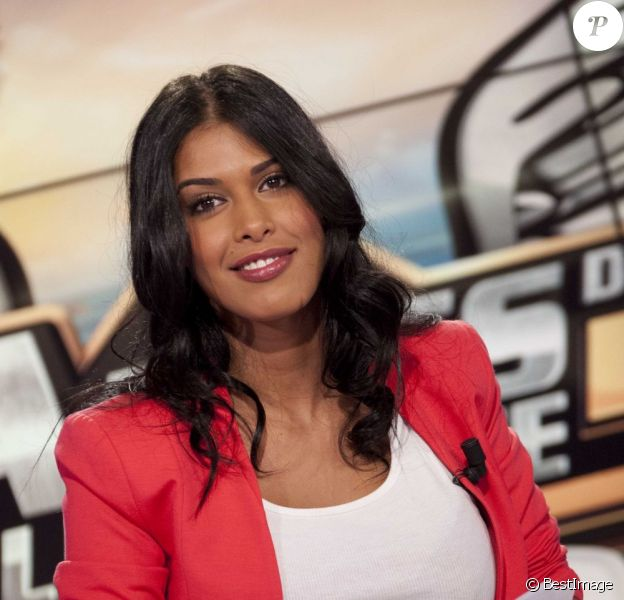 Ayem Nour en mars 2013 à Paris