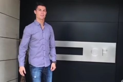 Cristiano Ronaldo : La star du Real dévoile sa luxueuse maison et ses secrets