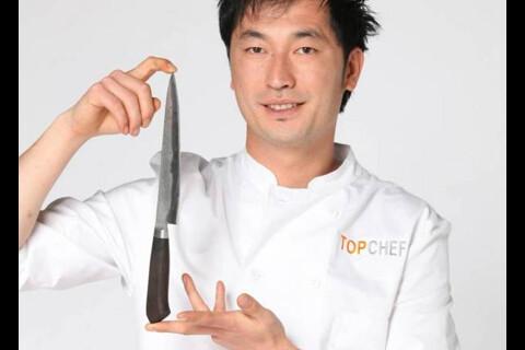 Top Chef - Pierre Sang, Kevin D'Andréa... régalent les palais au Grand Palais