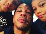 JoeyStarr révèle l'étonnante lubie de ses fils Khalil et Mathis...