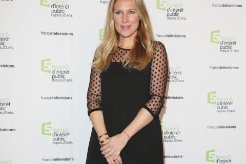 Agathe Lecaron : L'animatrice est enceinte de son deuxième enfant !