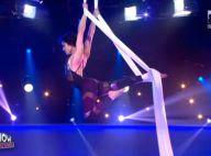 """Sabrina Ouazani : Sensuelle pour une danse acrobatique dans """"Le Gros Show"""""""