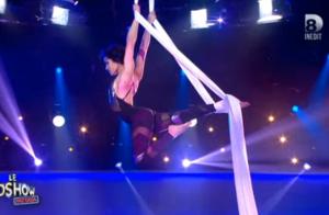 Sabrina Ouazani : Sensuelle pour une danse acrobatique dans