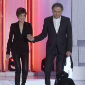 """Catherine Laborde et Zoé Félix : La Saint-Valentin dans """"Vivement dimanche"""""""
