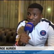 """Serge Aurier, ses insultes au PSG : """"J'ai fait une grosse connerie"""""""