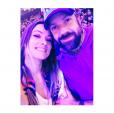 Olivia Wilde et Jason Sudeikis au All Star Game de Toronto - Photo publiée le 15 février 2016
