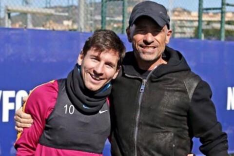 Lionel Messi : Face à Eros Ramazzotti, la star du Barça réussit un défi fou