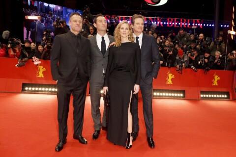 """Jude Law et Colin Firth, deux """"Genius"""" charmeurs à la Berlinale"""