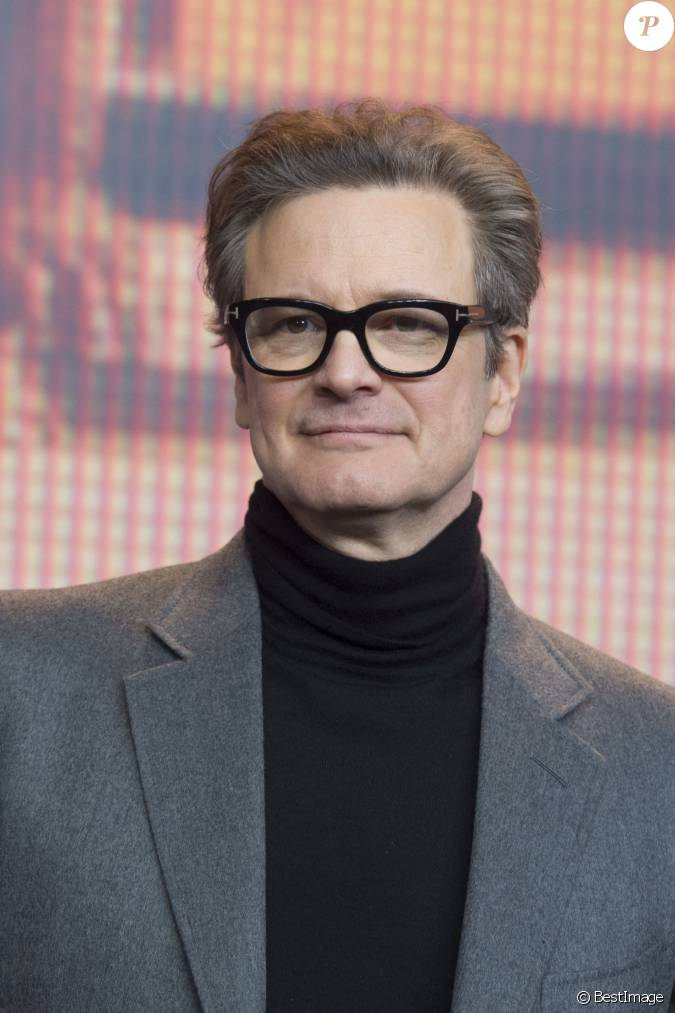 Colin Firth - Conf&#23...