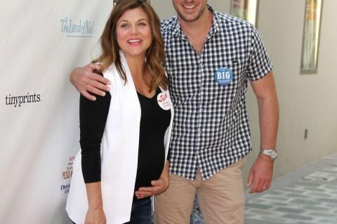 Tiffani Thiessen : Son mari privé de ses seins depuis 6 ans...