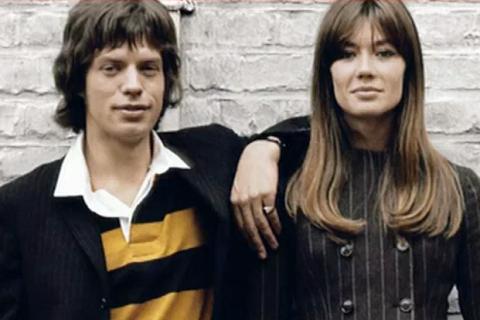 """Françoise Hardy : """"Mick Jagger, Bowie, Lennon ont tous tenté leur chance"""""""