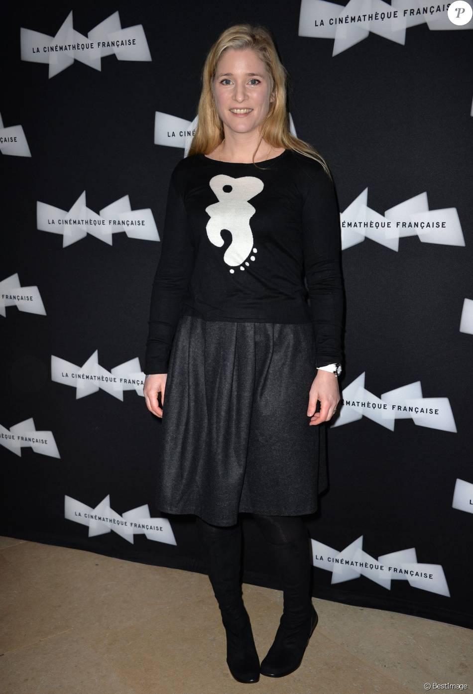 """Natacha Régnier - Projection du film """"The Assassin"""" de Hou Hsiao-hsien (prix de la mise en scène de Cannes 2015) à la cinémathèque de Paris, le 17 février 2016. © Veeren/Bestimage  Hou Hsiao-hsien's The Assassin screening held at the """"Cinematheque Francaise"""" in Paris, France, on February 17th, 2016. Hou Hsiao-hsien won the best director award at the 2015 Cannes International Film Festival.17/02/2016 - Paris"""