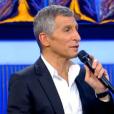 Nagui présente  N'oubliez pas les paroles  sur France 2 le jeudi 18 février 2016.