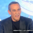 Thierry Ardisson dans Salut les terriens, le 20 février 2016 sur Canal +.