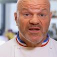 """Philippe Etchebest - """"Top Chef 2016"""" sur M6, le 8 février 2016."""