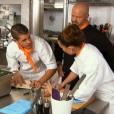 """Le journal Le Parisien fait des révélations sur les coulisses de """"Top Chef""""."""