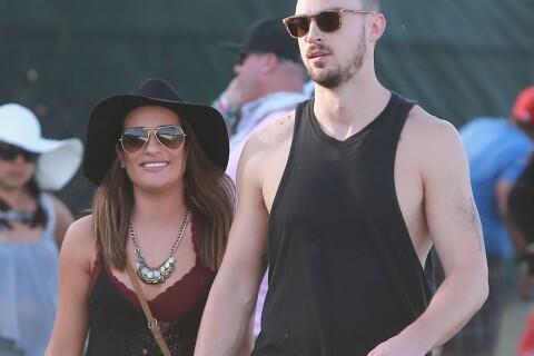 Lea Michele : La rupture, brutale, avec le beau Matthew Paetz !